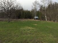 One Acre Lot with Septic and Wells on Site