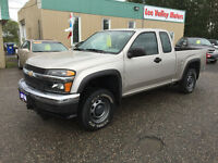 2007 Chevrolet Colorado LT ****59,000**** KS !!! with snow plow!