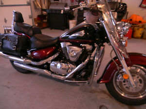 For Sale-One Owner Suzuki Intruder LC 1500  *SOLD*  Thanks kijij