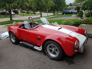 1965 AC COBRA IT'S A JONEX KIT