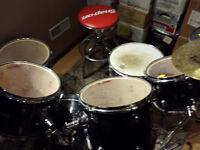 Drum Ludwig Noir