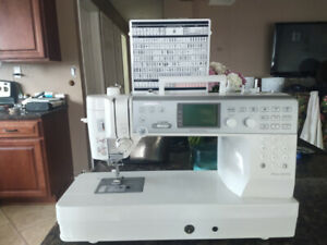 Never Before Used Professional Janome Sewing Machine