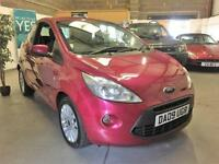 2009 09 Ford Ka Zetec,Low Mileage
