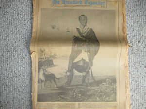 1977 Brantford expositor collector's edition