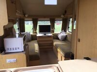 Swift 1989 caravan