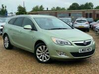 2011 Vauxhall/Opel Astra 2.0TD 158bhp Auto SE ESTATE AUTOMATIC PX SWAP DELIVERY