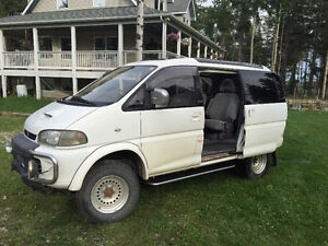 1996 Mitsubishi Other Delica L400 Spacegear Minivan, Van