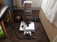 PS3 limited edition silver slim 320 gb