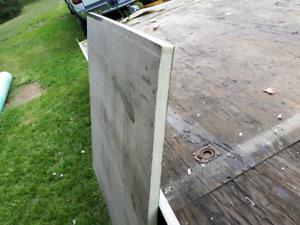 Panneaux isolants  4x4 thermax  R,10