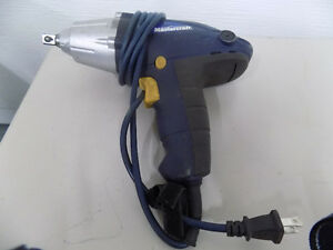 1/2 inch impact and 1/2 inch hammer drill