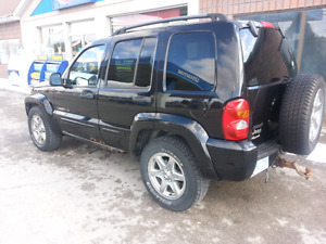 2003 Jeep Liberty SUV, E TESTED,VERY  RELIABLE, REDUCED $2400.