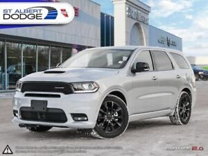 2018 Dodge Durango R/T  REAR DVD ENTERTAINMENT| HEATED LEATHER S