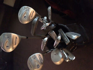 Full set of Ladies Golf Clubs
