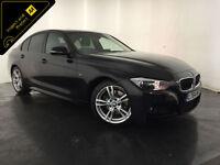 2014 64 BMW 330D M SPORT AUTO DIESEL 258 BHP 1 OWNER SERVICE HISTORY FINANCE PX