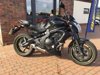 KAWASAKI ER6-N 2014 - LOW MILEAGE