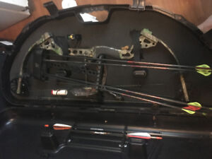 Bowtech tomcat bow left handed