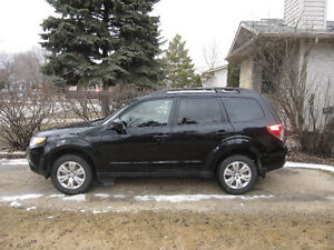 2012 Subaru Forester 2.5X (AWD) – SAFETIED