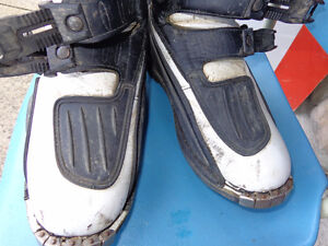 Motocross boots in 12   recycledgear.ca Kawartha Lakes Peterborough Area image 6