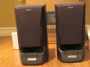 Sony Speakers