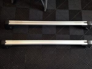 Support toit barres BMW X1 roof racks E84