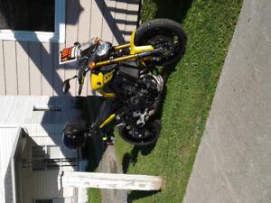 Moto à vendre Yamaha