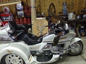 Goldwings Honda Trike
