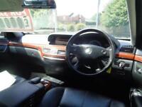 2007 MERCEDES BENZ S CLASS S320 Cdi 3 Auto