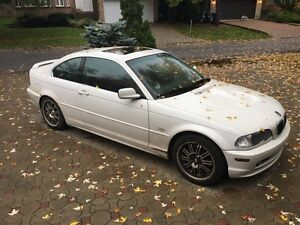 2001 BMW 325 CI coupe sports fully loaded