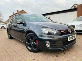 image for Volkswagen Golf 2.0 TSI ( 210ps ) 2012 GTi 1 owner sat NAV leather immaculate