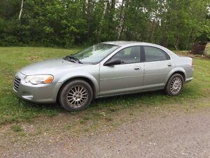 2005 Chrysler Other Touring Sedan