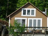 Duhamel, Qc, Gagnon Lake - 5 cottages at different prices/needs