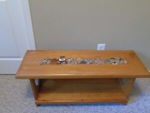 Children's decorative bench