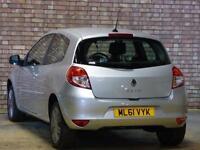 Renault Clio Dynamique TomTom VVT 1.6L 3dr