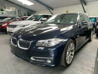 2014 BMW 5 Series 3.0 535d Luxury Touring 5dr Estate Diesel Automatic