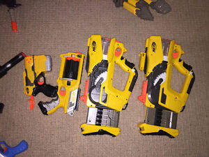 Nerf and other toy guns