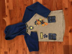 Paw Patrol Long Sleeve Tee with Hood