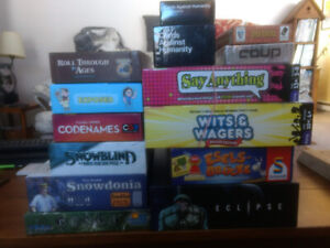 Board Games for Sale!