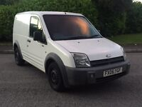 FORD TRANSIT CONNECT 1.8 DIESEL 2006 MODEL