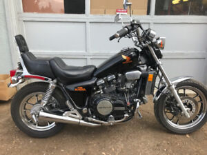 MINT 1980 HONDA VF750C MAGNA V45 FOR PARTS