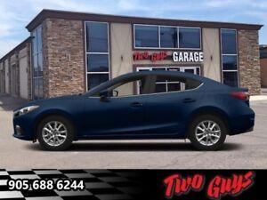 2015 Mazda Mazda3 GX  - Ex-lease - Comfort Package
