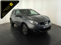 2013 NISSAN QASHQAI N-TEC + IS DCI DIESEL 1 OWNER NISSAN HISTORY FINANCE PX