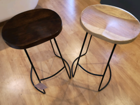 2 New Kitchen/Bar Stools