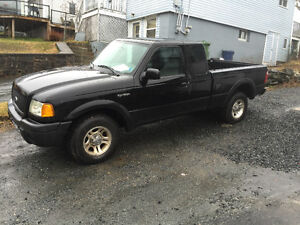 2002 Ford Ranger edge Pickup Truck $1000 OBO FOR PARTS OR REPAIR