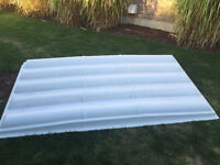 Pool Stair Cover 8 ft