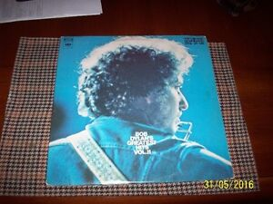 bob dylan greatest hits vol 2 the blond album,double lp