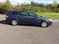 Vauxhall vectra diesel 1.9 design 1 owner full service history excellent condition mot till 10/7/17