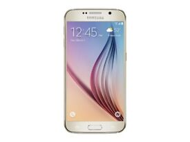 Samsung s6 gold swap