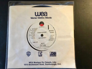 "The Cars ""MAGIC"" Promotional 7"" Vinyl 45 (1984 Canadian Issue)"