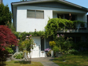 I bd studio in the hear of Point Grey, all inclusive.