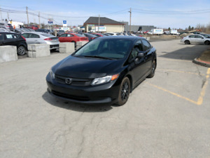 2012 Honda Civic LX Berline